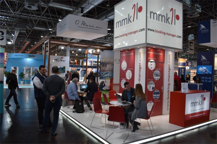 MMK Exhibiting in Düsseldorf