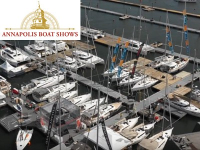 MMX Exhibiting at Annapolis Boat Show