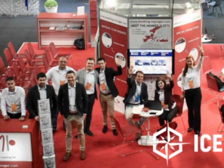 MMK Exhibiting at ICE 2019