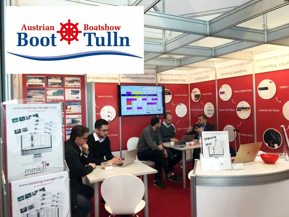 MMK Exhibiting at Tulln 2020